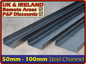 Mild Steel Folded Channel C U profile║25mm30mm40mm50mm60mm75mm80mm100mm