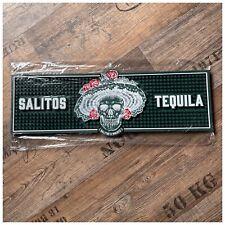 """Salitos Bier, Tequila XXL Barmatte, Tresenmatte, Abtropfmatte """"Muerte"""""""