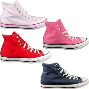Converse Chuck Taylor Unisex Adult All Star High Top Canvas Shoes Sneakers