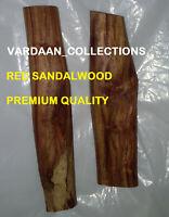 """100 % Pure & Natural RED BROWN MYSORE Sandalwood Stick / Bar ""  PREMIUM QUALITY"
