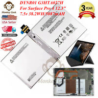 Brand New DYNR01 Battery for Microsoft Surface Pro 4 1724 Series G3HTA027H Table