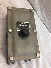 "Adalet XIF-030703 Junction Box 1"" holes / Precision Variable Heat Controller"