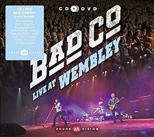 Bad Company - Live at Wembley [New CD] Bonus DVD, PAL Region 2, UK - Import