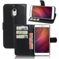 Xiaomi Redmi Note 4 / Prime Coque de protection Housse Pochette wallet Case Noir
