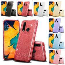 Bling Glitter Silicone Gel Case For Samsung Galaxy A70 A50 A40 A30 A20e A10 J3