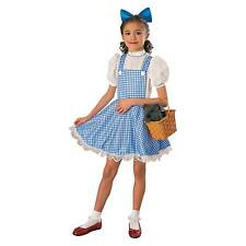 Rubie's Halloween Synthetic Fancy Dresses for Girls