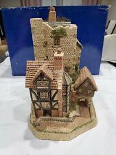 David Winter Rochester Castle 1996 Limited Edition 0615/2500