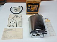 Frantz Oil Cleaner Filter - NOS vintage original packaging, paperwork - 1966