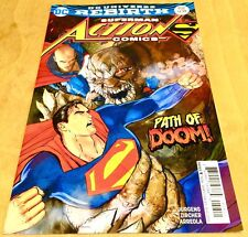"Superman ACTION COMICS #958 (2016) ""1st PRINT"" Comic Book - DC Universe Rebirth"