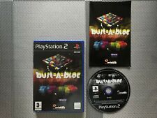 Bust-A-BlocPlaystation 2 PS2PAL Game + Free UK Delivery black label