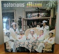LP: Notorious Miami - Miami
