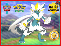 Zeraora ✨SHINY✨ 6IV - Pokemon Home Sword And Shield