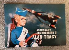 THUNDERBIRDS Alan Tracy Edinburgh 1986 Exhibition postcard Gerry Anderson