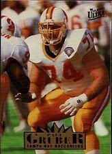 Fleer 95 #327 - Tampa Bay Buccaneers - Paul Gruber