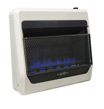 Lost River Dual Fuel Ventless Blue Flame Gas Space Heater - 30,000 BTU, Model# P