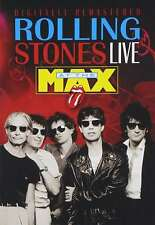 The Rolling Stones: Live at the Max NTSC, Color, Multiple Formats