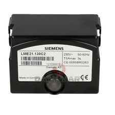 New In Box Siemens Lme21130c2 Burner Controller