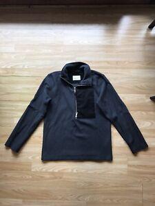 Albam Half Zip fleece - XS