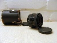 "Carl Zeiss Objektiv - MC Flektogon 2.4/35mm black M42 ""Zubehörpaket"" - TOP !"