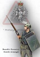 The Royal Green Jackets, Op Banner.
