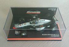 McLaren Mercedes MP 4/12 1997 Hakkinen Minichamps Formel 1 Modellauto