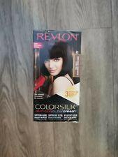 Revlon Colorsilk Buttercream Lasting Color Dark Brown 40. Pack of 4