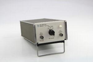 HP Hewlett Packard 461A 50-Ohm 20 & 40 DB Amplifier 1KC-150MC