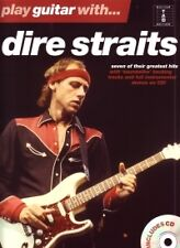 DIRE STRAITS PLAY GUITAR WITH Book & CD Tab