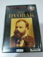 Anton Dvorak Enciclopedia Musica Clasica - CD - Cd-Rom Nuevo