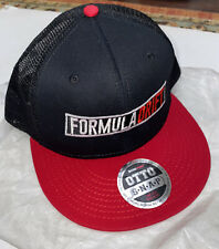 Formula Drift Otto Trucker Snapback Adjustable Truckers Racing Hat Cap Racimg