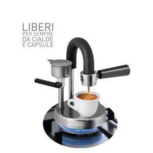 Kamira l'espresso cremoso su tutti i fornelli