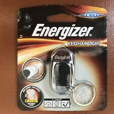 Energizer LED Hi-Tech Keyring Torch, Keychain Light Chrome Car Keys Fob Handbag