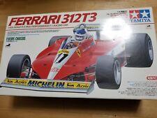 """TAMIYA 1/10 Radio Control Car FERRARI 312T3  """"F103RS CHASSIS"""""""