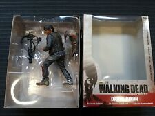 "Walking Dead 10"" Daryl Dixon Deluxe Action Figure Boxed."