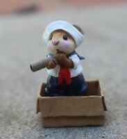 Wee Forest Folk M-315 Little Cabin Boy | US Seller , Ships same day