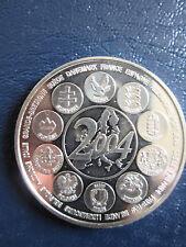 MEDAILLE ESSAI 2004 L'EUROPE DE XVI
