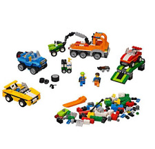 Lego City Creator Set 4635 Fun with Vehicles 2012 Complete