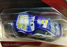 Disney Pixar Cars 3 Piston Cup Racer Jack Depost #4 Tow Cap New MISP