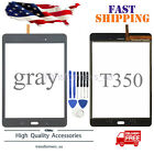 Gray Touch Screen Digitizer Glass Replace for Samsung Galaxy Tab A 8.0 SM-T350