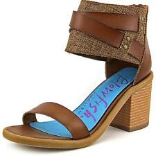 Blowfish Faux Leather Casual Sandals for Women