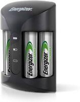 Energizer AA & AAA Battery Charger Recharge Pro + 4 x AA Recahargable Batteries