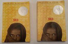 Sold 2 Copies Patricia McCormick National Book Award Finalist Classroom Lot PBKs