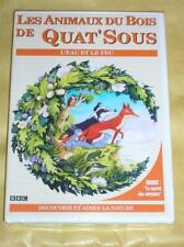 DVD / BOIS DE QUAT'SOUS / L'EAU ET LE FEU / NEUF+++++++