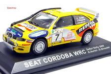 SEAT CORDOBA WRC RALLY SAFARI 2000 AURIOL ALTAYA IXO 1:43