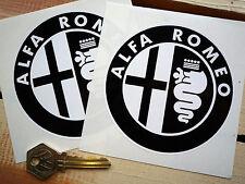 variedades Alfa Romeo Racing pegatinas 1 set = 2 unidades dif