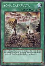 3x Zona Catapulta YU-GI-OH! REDU-IT064 Ita COMMON 1 Ed.