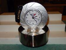 Corvette Spinning Disk Break Caliper Desk Alarm Clock