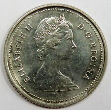 C002-16 TO 17 # CANADA   QUEEN ELIZABETH II, 10 CENTS, 1980, VF