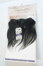Outre Laid & Slayed 100% Unprocessed Lace Closure Natural Brown 13