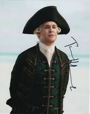Tom Hollander Pirates of the Caribbean Autographed Signed 8x10 Photo COA #4